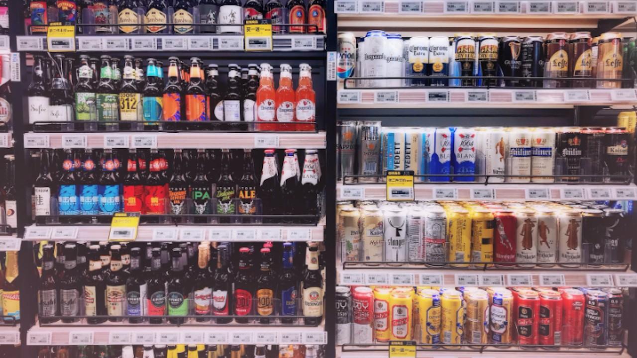 Compra de bebidas alcohólicas durante ley seca en CDMX (Imagen: pexels)