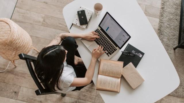 Estudiar desde casa y obtener un cetificado (Imagen: pexels)