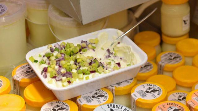 Por pandemia, mexicanos cambian carne por lácteos