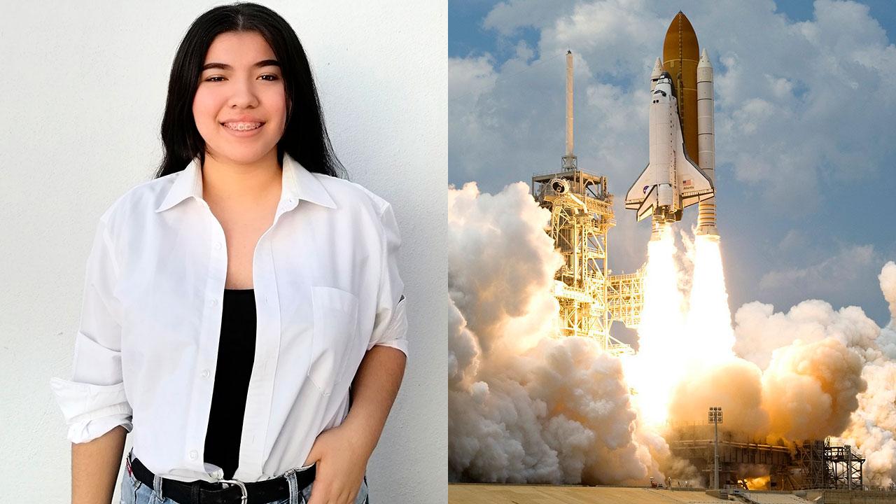 Mexicana pide apoyo económico para asistir a programa de la NASA