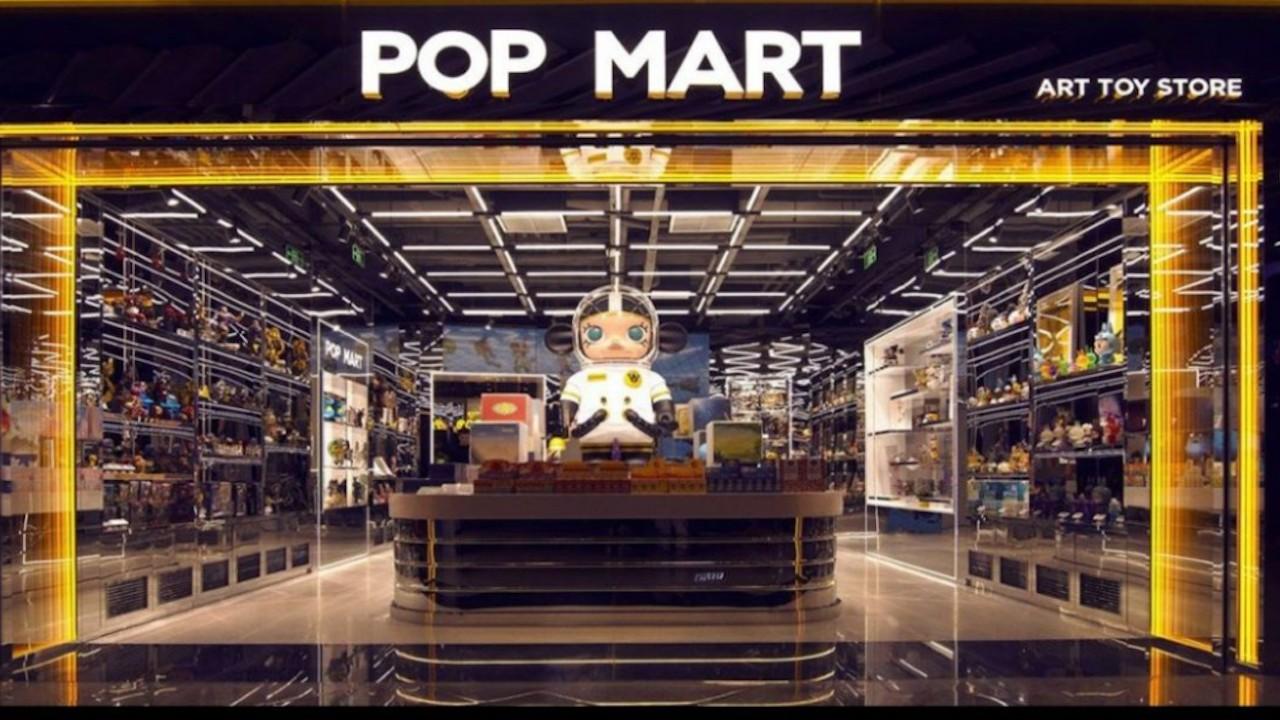 Tienda de juguetes (Imagen: Twitter jingculturecommerce)