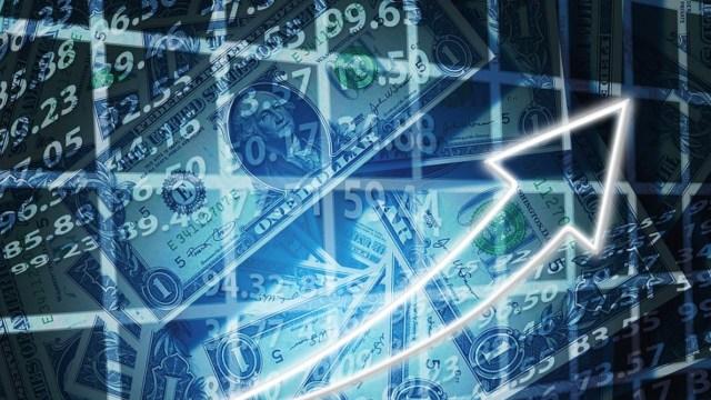 Mercado de valores para ganar dinero (Imagen: pixabay)