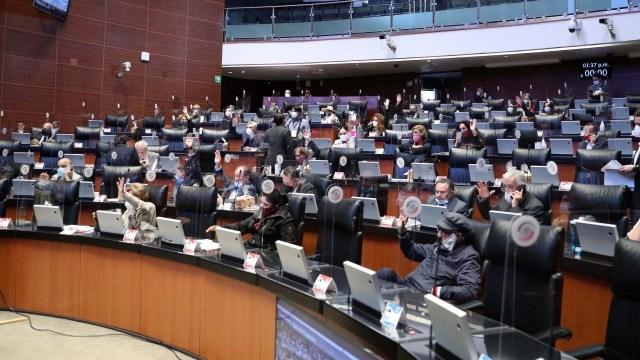 Reforma al sistema de pensiones: Senado aprueba sin discusión