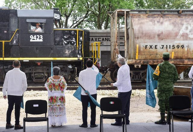 Tren Maya: Semarnat autoriza fase 1, se afectarán 800.95 hectáreas de selva