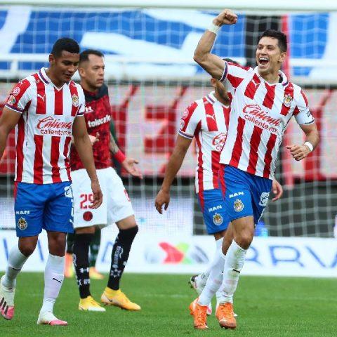 Chivas es el club que más vende playeras en el continente americano