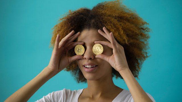 Representación del bitcoin