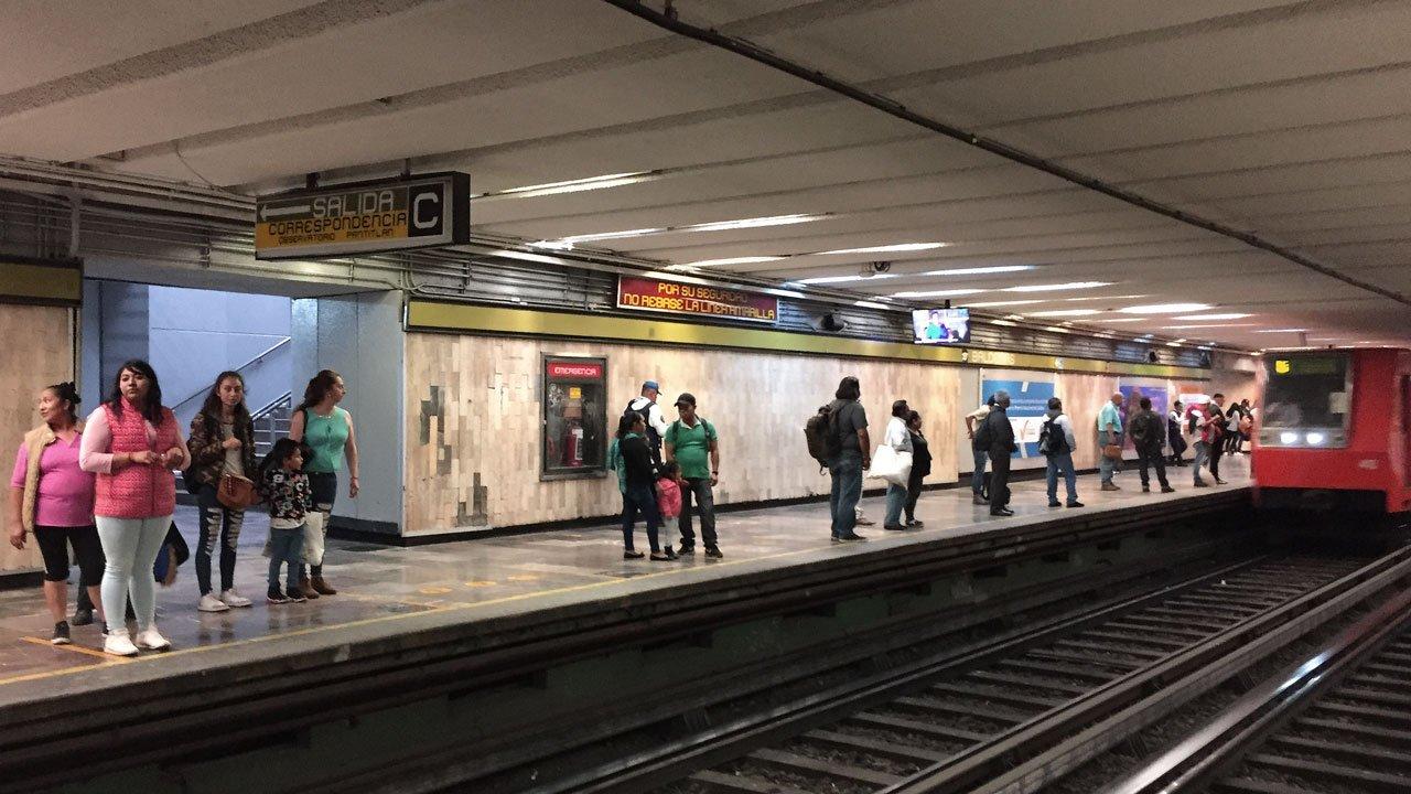 Tarifa del Metro