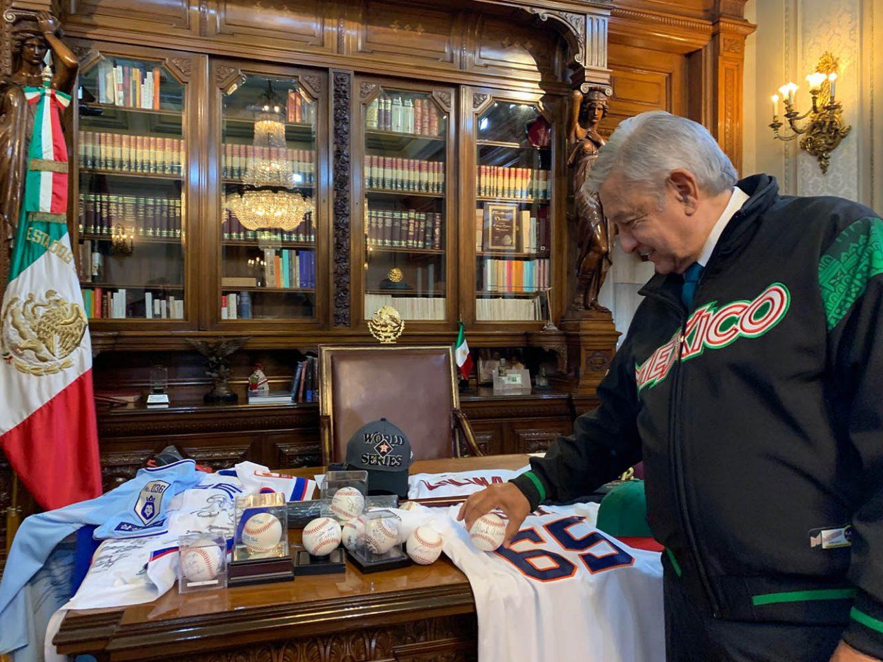 Gobierno asigna 89 mdd para el estadio de beis que preside Pío López