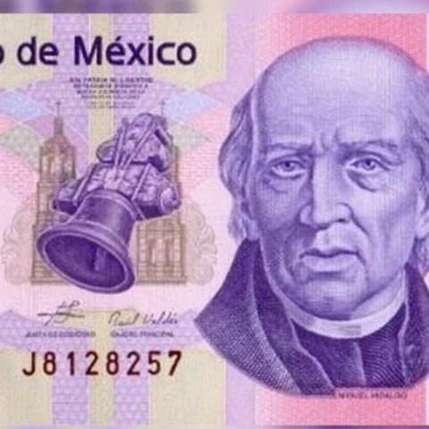 billete mil pesos