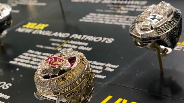 Cuánto vale un anillo del Super Bowl