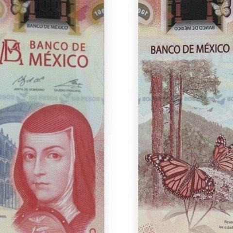 Este es el billete de 100 pesos más bonito que puedes vender en 15 mil pesos