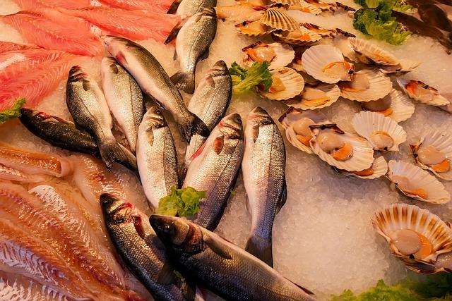 Que no te sorprendan en las tiendas o mercados o con los precios de los pescados y mariscos