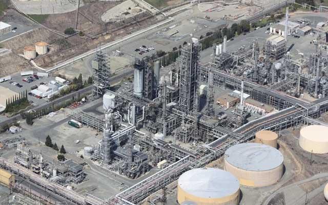 Refineria de Gas Natural