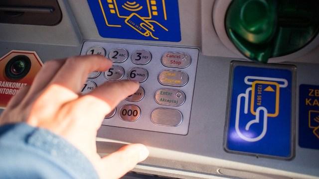 Estas son las partes de los cajeros automáticos