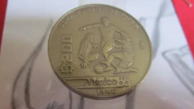 Si tienes esta moneda de 200 pesos la puedes vender en casi 9 mil pesos