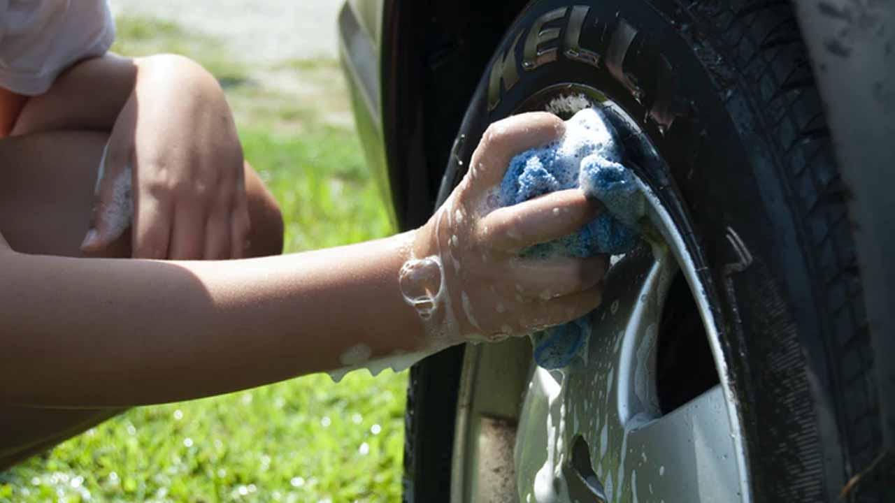 Ahorrar al lavar auto