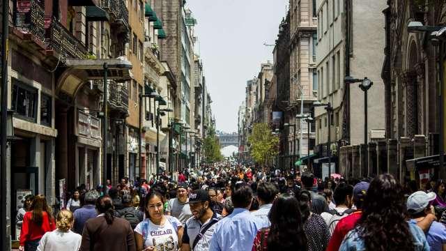 Inegi: Actividad económica retrocede 0.35% en febrero