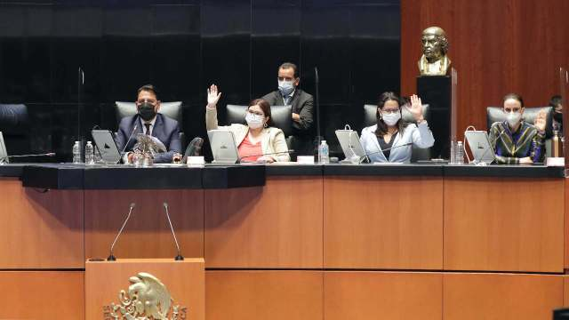 Senado aprueba reforma a la Ley de Hidrocarburos
