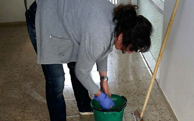 Trabajo del hogar en México