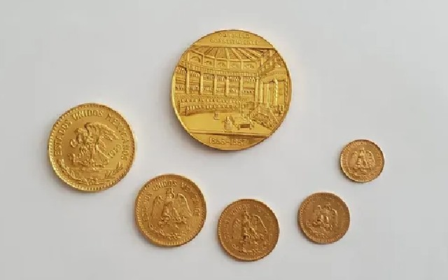 Así se ven las monedas del otro lado