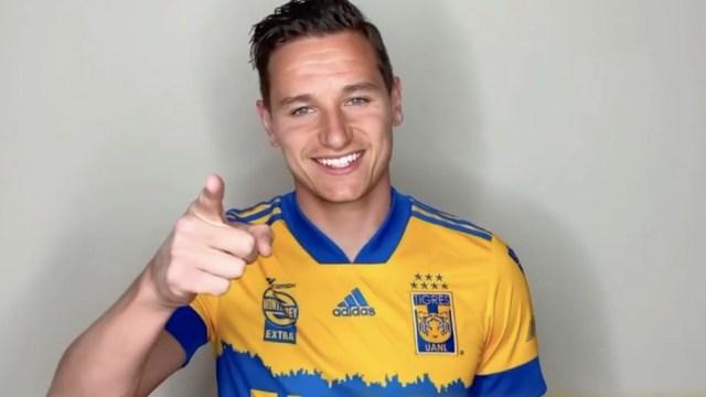 Florian Thauvin, refuerzo de Tigres, vale más que 6 equipos de la Liga MX