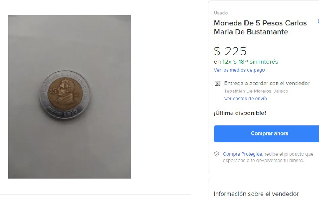 Hay toda clase de precios en internet
