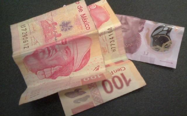 Los bancos se quedan con los billetes y monedas que están en proceso de retiro