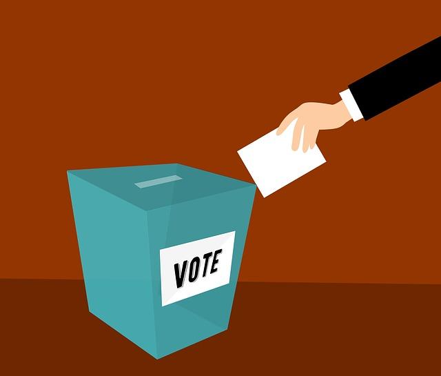 No te olvides de salir a votar pues gracias a ello se define el futuro del país
