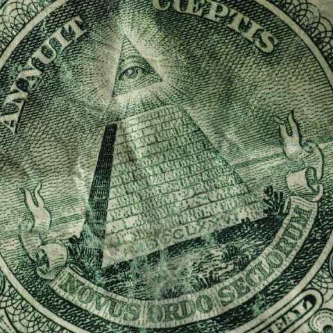 Qué significa el ojo que todo lo ve en el billete de dólar