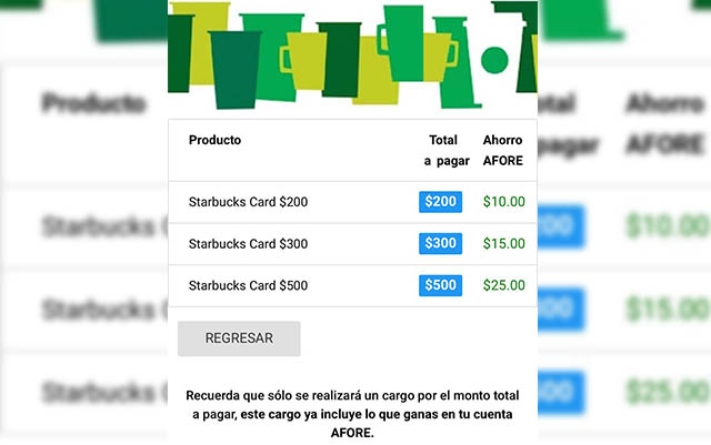 Comprar con tu Afore