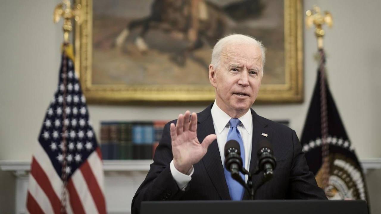 Biden buscará presupuesto de Estados Unidos por 6 billones de dólares