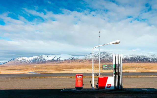 Usar gas natural en autos