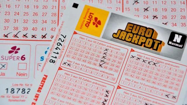 Impuesto por ganar loteria