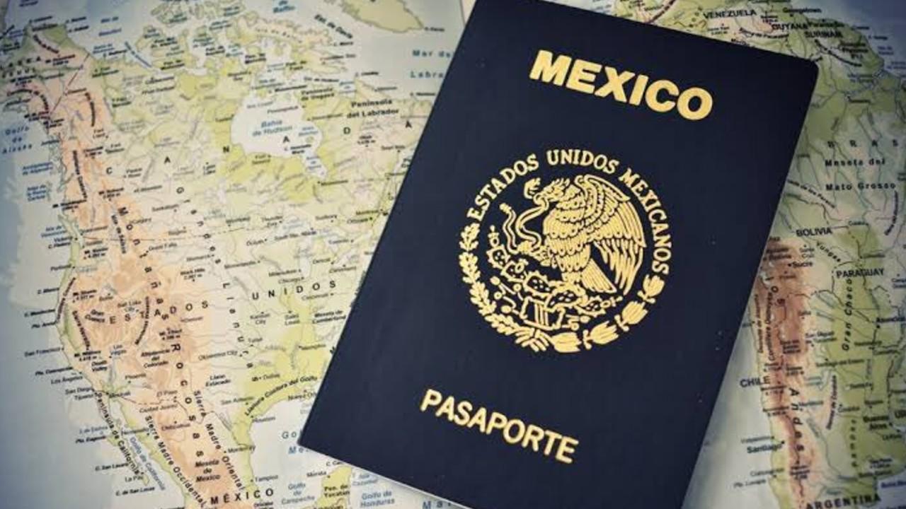 Existen tres tipos de pasaporte mexicano