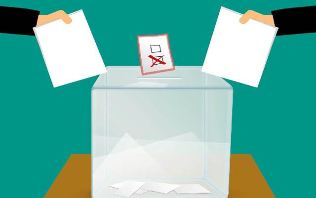Poca afluencia de electores