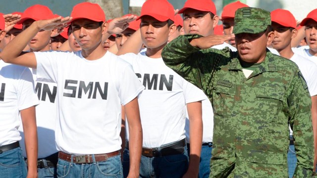 Cumple con tu servicio militar