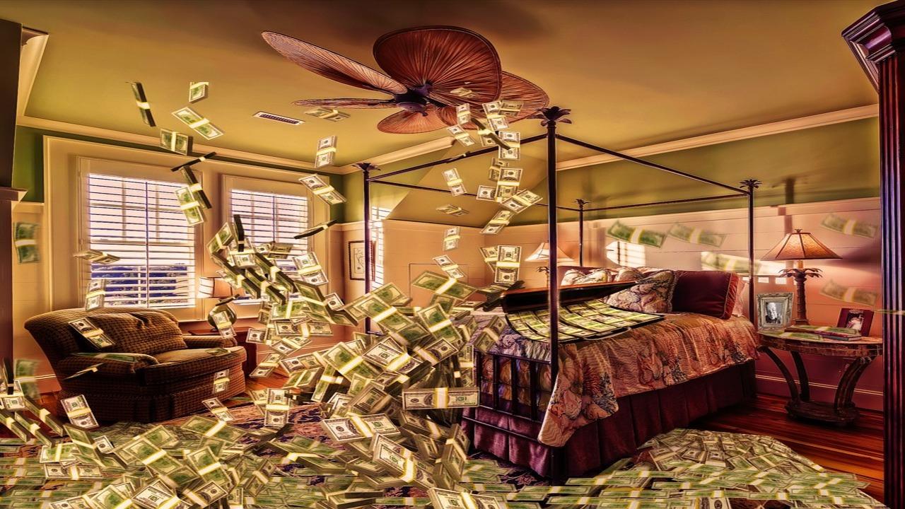 Qué significa soñar con billetes y monedas