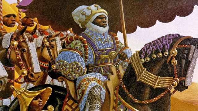 La persona más rica del mundo ha sido y será siempre Mansa Musa, gobernante del Imperio de Malí