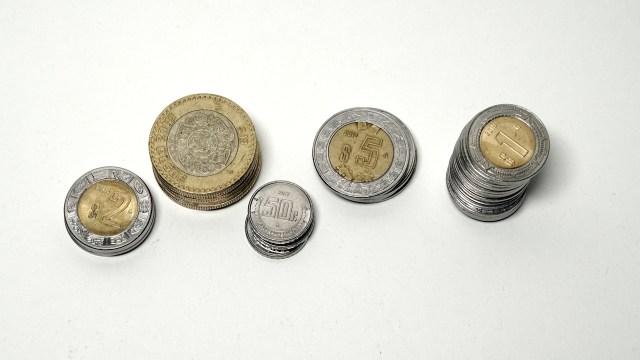 monedas mexicanas de 50 pesos