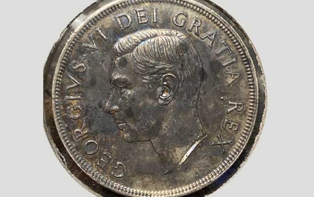 Cambio de dólar canadiense