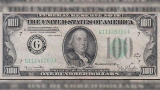 Dólar en México es valioso