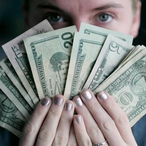 Este dólar hoy es verde