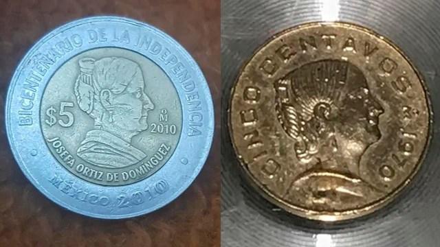 Dos monedas valen mucho