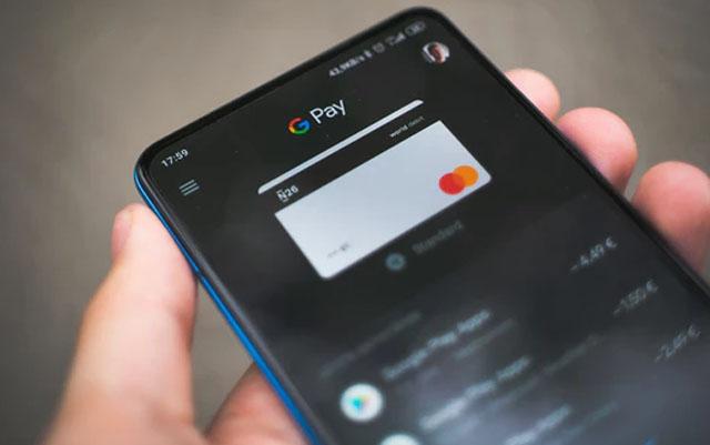 Google Pay procesa pagos