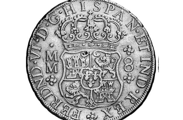 Esta moneda antigua se falsificaba