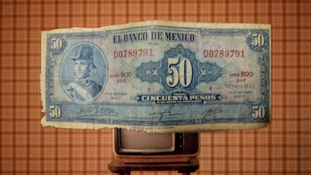 billete de 50 se vende en 34 mil pesos