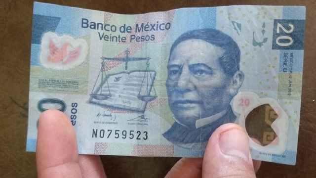 Los nuevos billetes de 20 y 50 pesos sustituirán las imágenes de Benito Juárez y José María Morelos