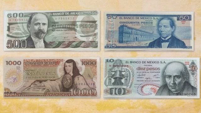 vender billetes antiguos