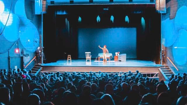 Estímulos fiscales por teatro