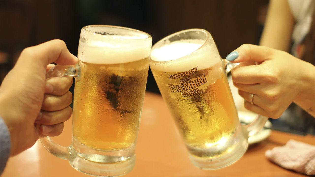 Incrementa consumo de cerveza